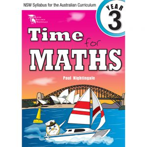 Time for maths - Paul Nightingale - Year 3
