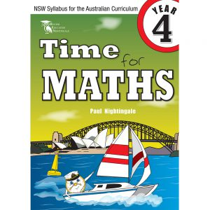 Time for maths - Paul Nightingale - Year 4