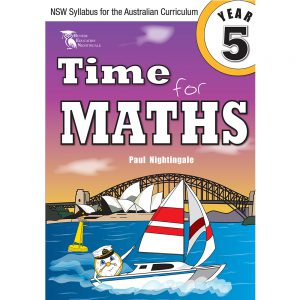 Time for maths - Paul Nightingale - Year 5