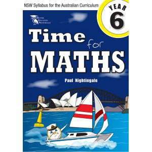 Time for maths - Paul Nightingale - Year 6