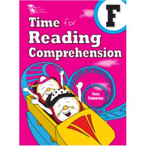 Time for reading comprehension - Tess Finneran - Foundation