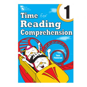 Time for reading comprehension - Tess Finneran - Year 1