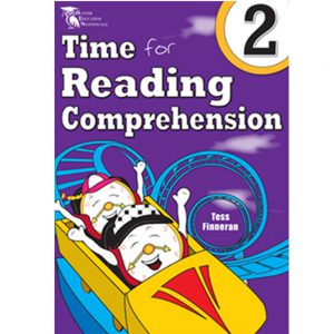 Time for reading comprehension - Tess Finneran - Year 2