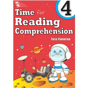 Time for reading comprehension - Tess Finneran - Year 4
