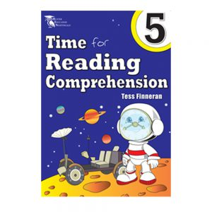 Time for reading comprehension - Tess Finneran - Year 5