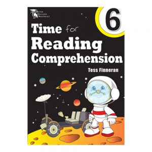 Time for reading comprehension - Tess Finneran - Year 6