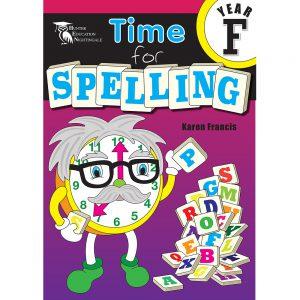Time for spelling! Karen Francis - Foundation