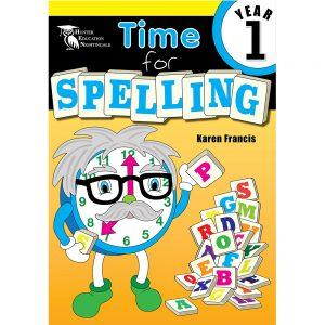 Time for spelling! Karen Francis - Year 1