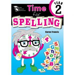 Time for spelling! Karen Francis - Year 2
