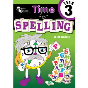 Time for spelling! Karen Francis - Year 3