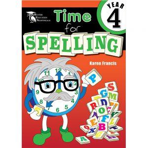 Time for spelling! Karen Francis - Year 4