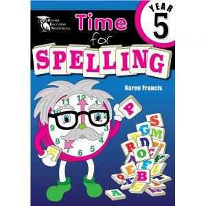 Time for spelling! Karen Francis - Year 5