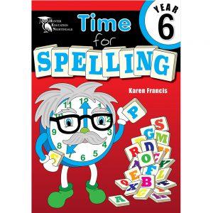 Time for spelling! Karen Francis - Year 6